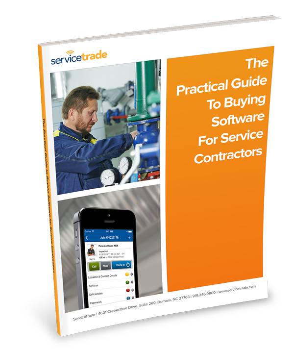 Practical Guide to Buying Field Service Software
